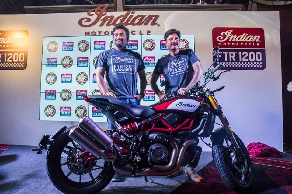 Indian FTR 1200 Pics