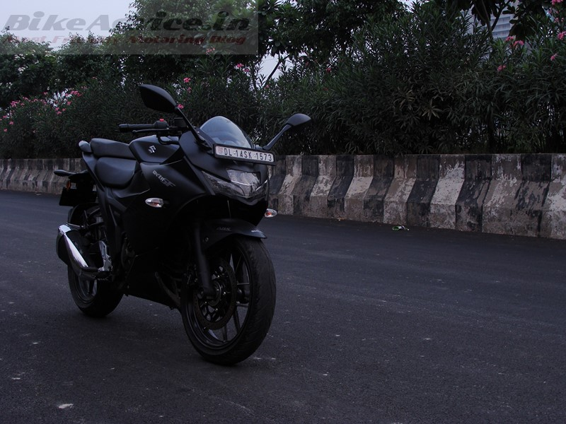 Gixxer SF 250 Review