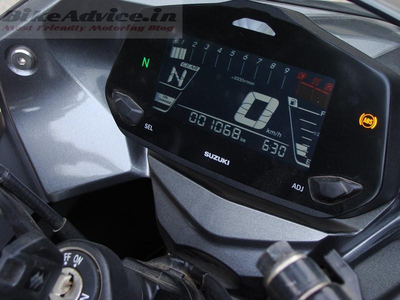 Suzuki-Gixxer-SF-250-LCD