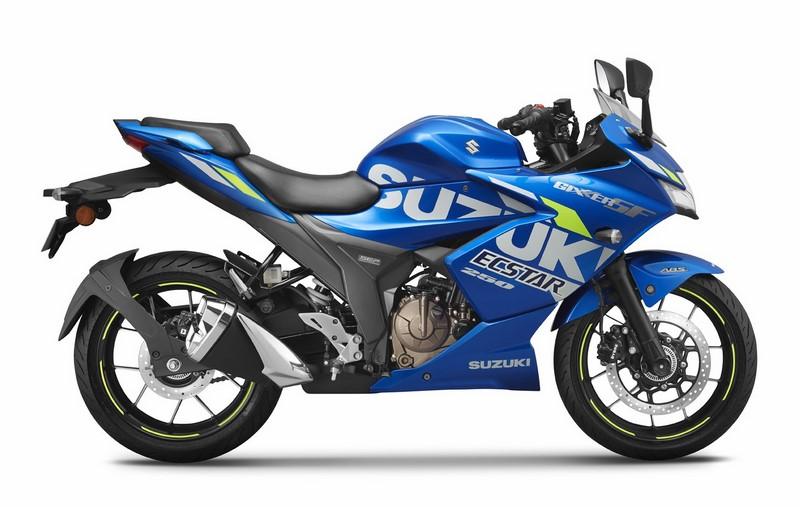 Gixxer SF 250 MotoGP price