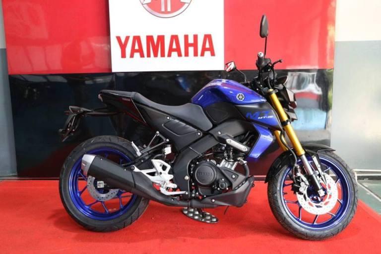 Yamaha MT15 Tracer