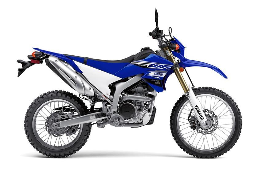 Yamaha WR155 launch