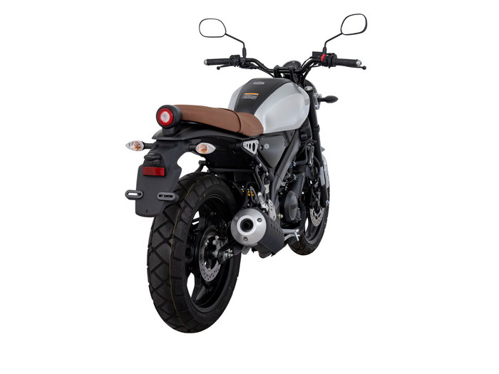 Yamaha XSR155 Indian Launch