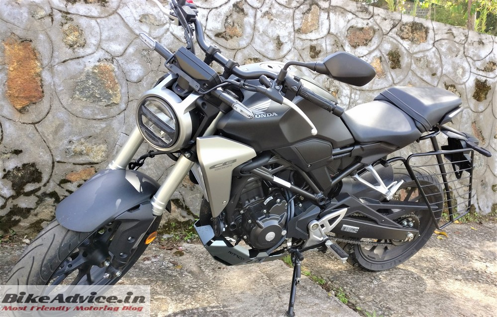 CB300R User Review