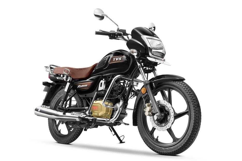TVS Radeon Special Edition Launched At 52,720; Gets Disc Brake