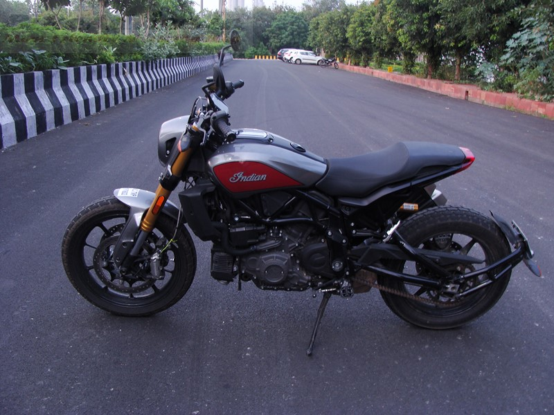 Indian Ftr 1200 Review First Ride Bikeadvice In
