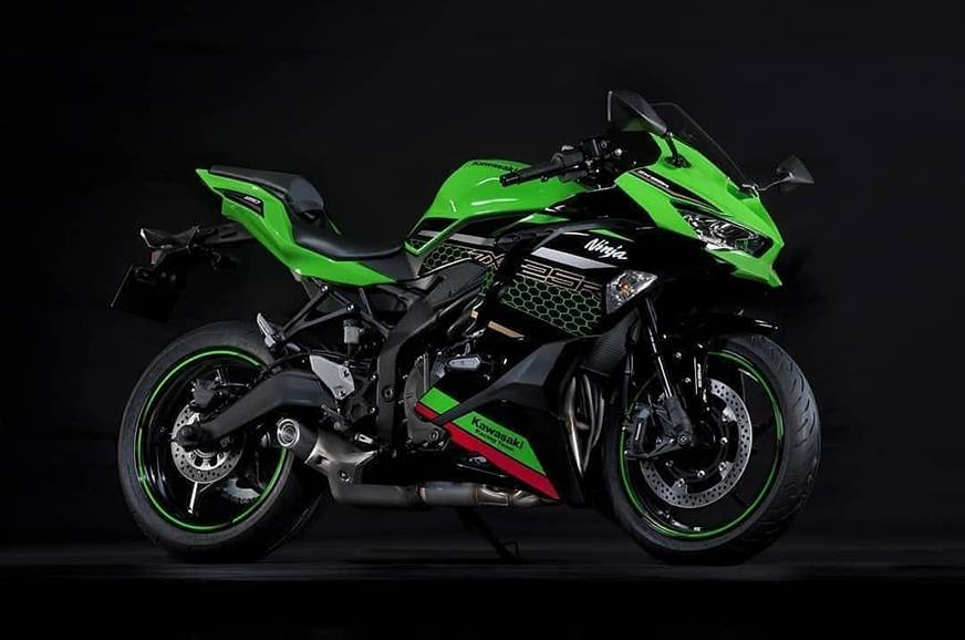 Kawasaki ZX25R launch date