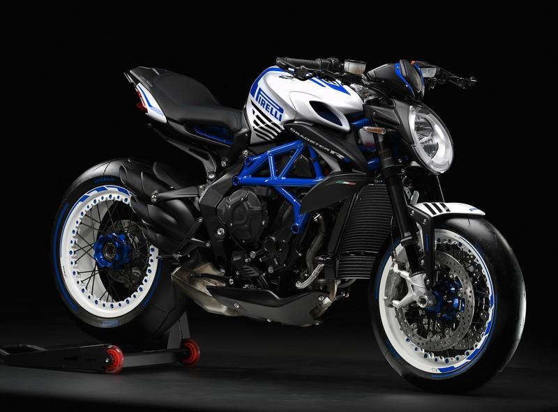 MV Agusta 350cc motorcycle