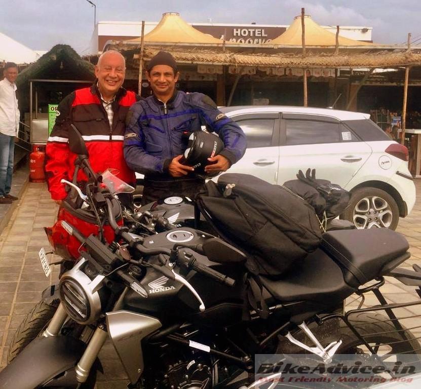 Honda CB300R user review