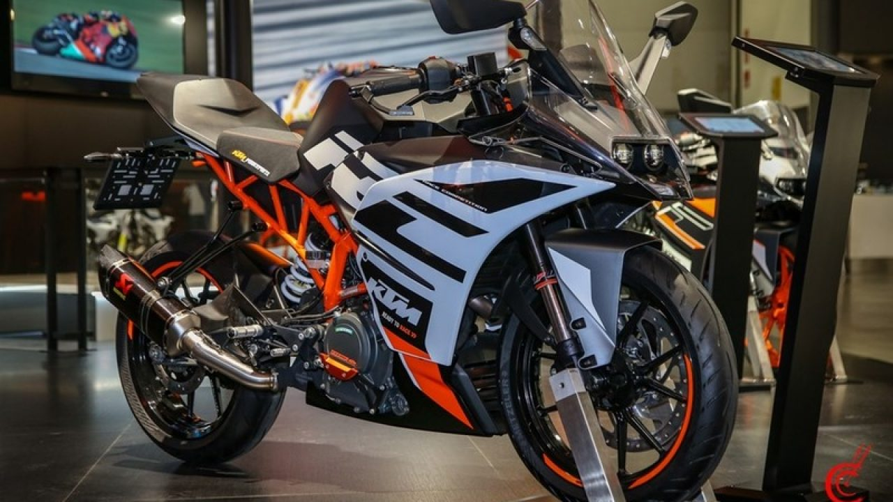 So We Are Not Getting The New Gen Ktm Rc390