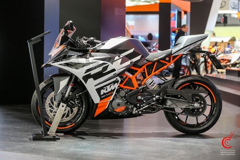 KTM launches at IBW