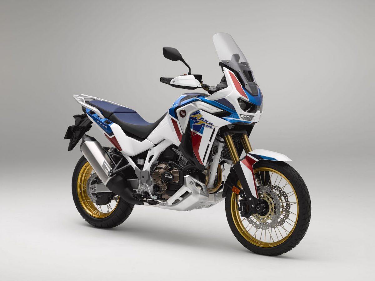2020 Honda Fireblade launch