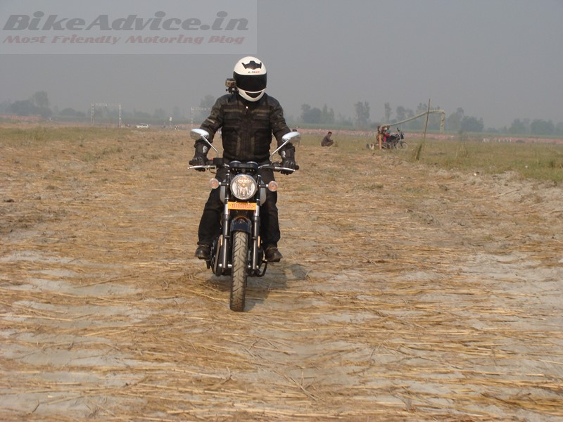 Benelli Imperiale 400 offroad