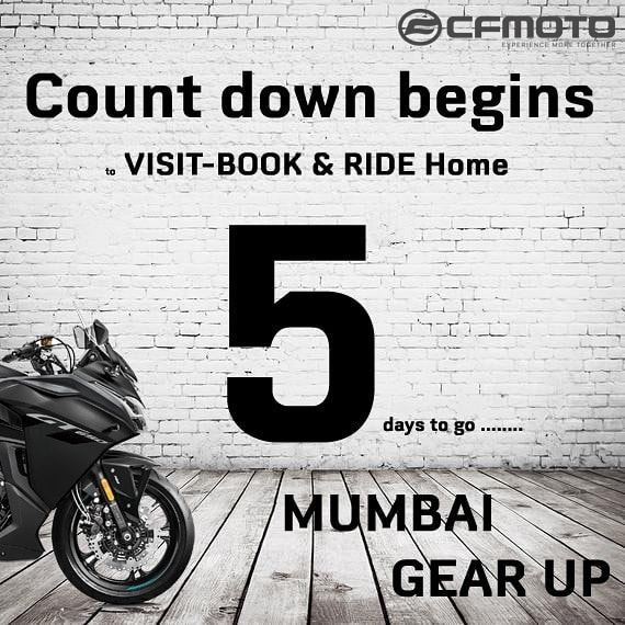 CFMoto Mumbai Dealership Address