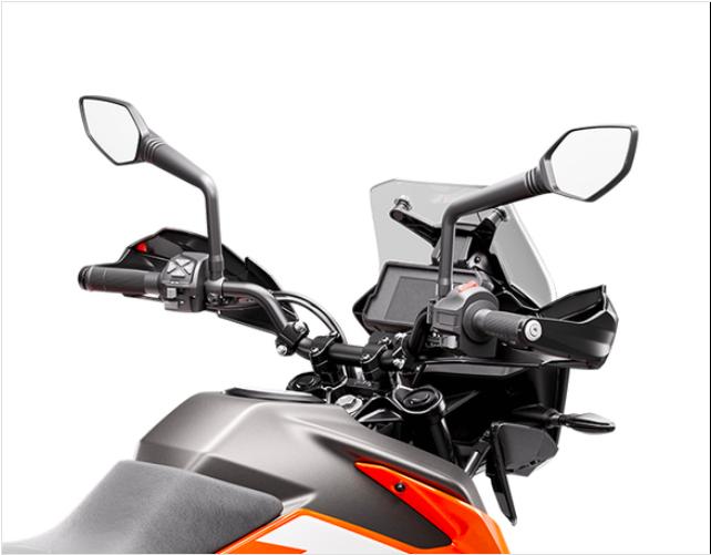 KTM 250 Adventure Launch