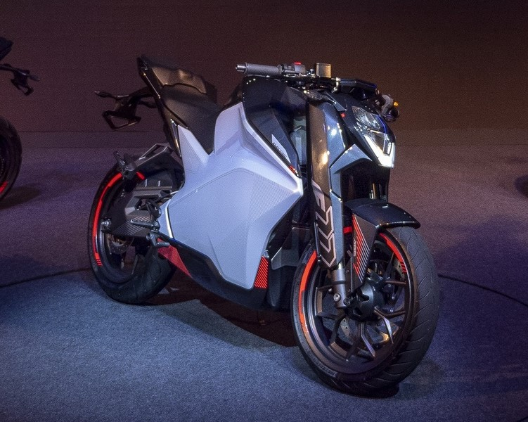 F77 electric bike
