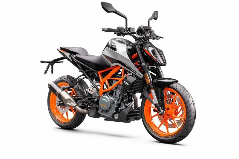 KTM 500cc motorcycles launch