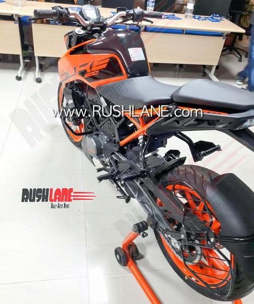 Duke 200 BS6 Pics