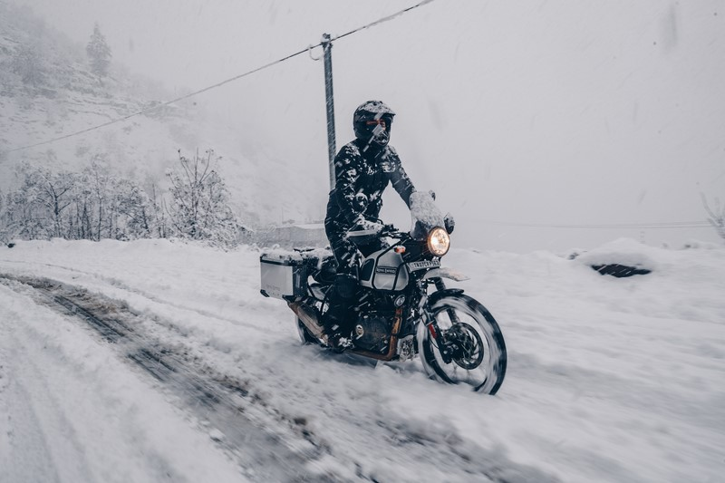 Himalayan BS6 changes