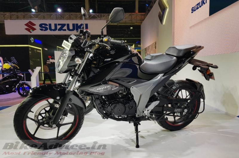 Gixxer BS6 launch