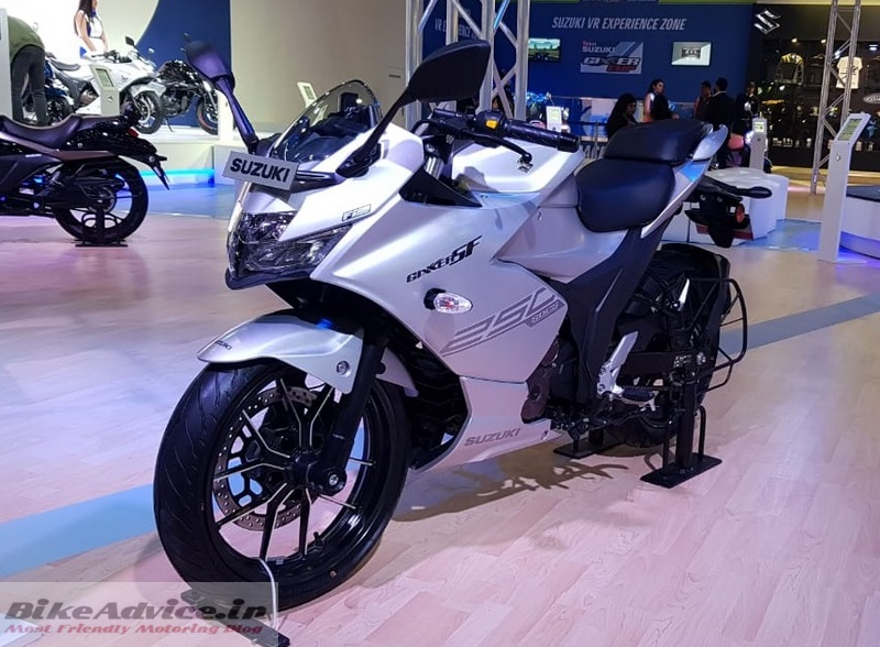 Gixxer SF250 latest price