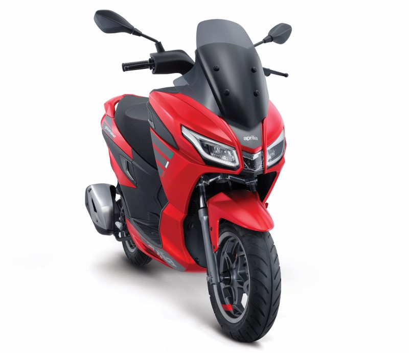 Upcoming Maxi Scooters