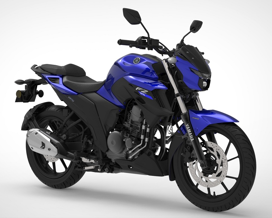 fz25 bs6 deliveries