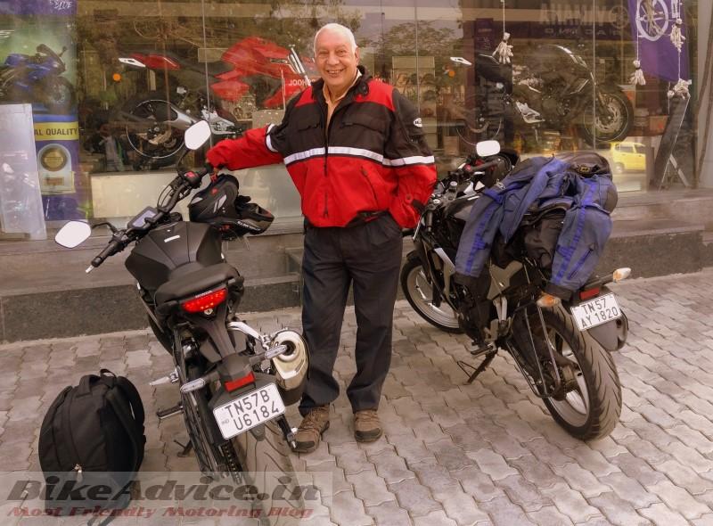 Honda CB300R BS6 launch