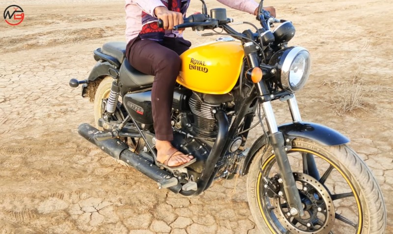 Royal Enfield meteor launch