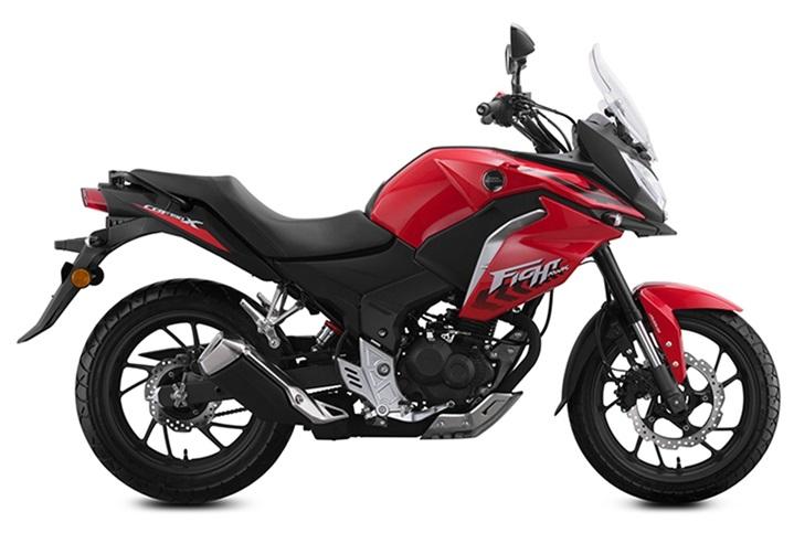 Honda CBF190X price