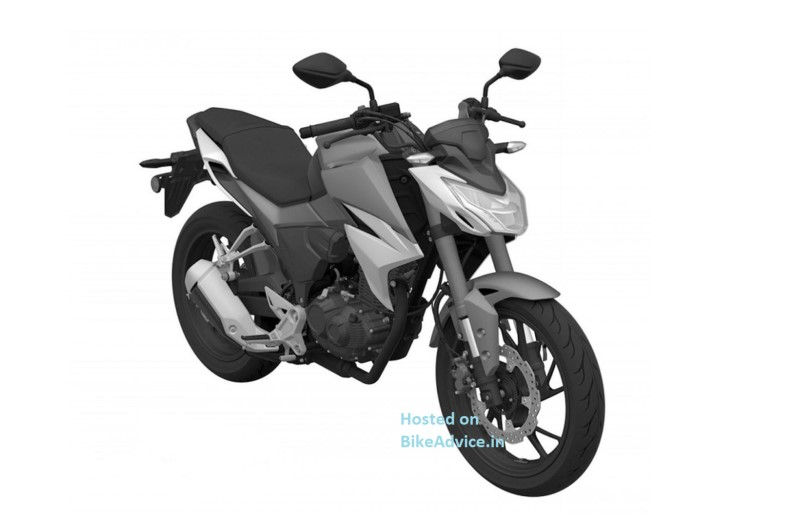 Honda CBF190R Indian launch
