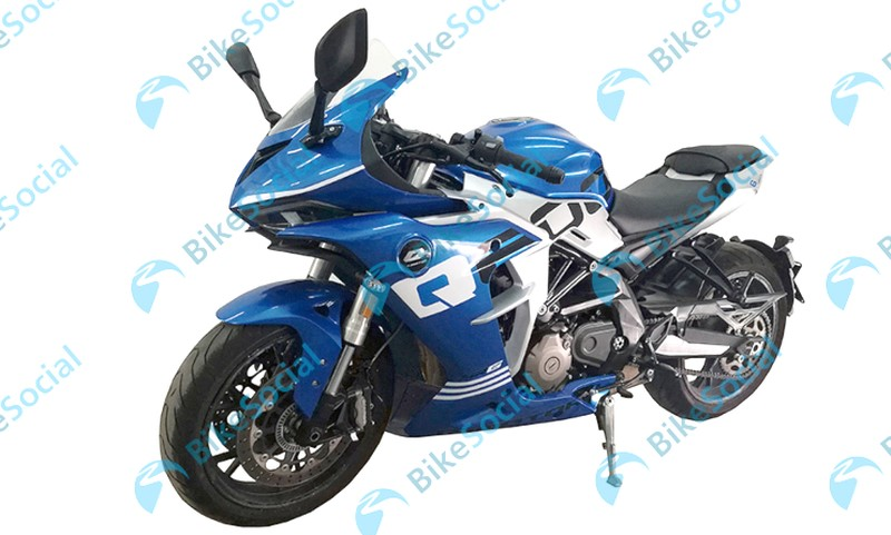 Upcoming Benelli 600RR revealed in spy images - Autocar India