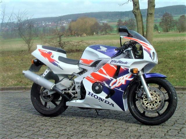 Upcoming Honda CBR400RR