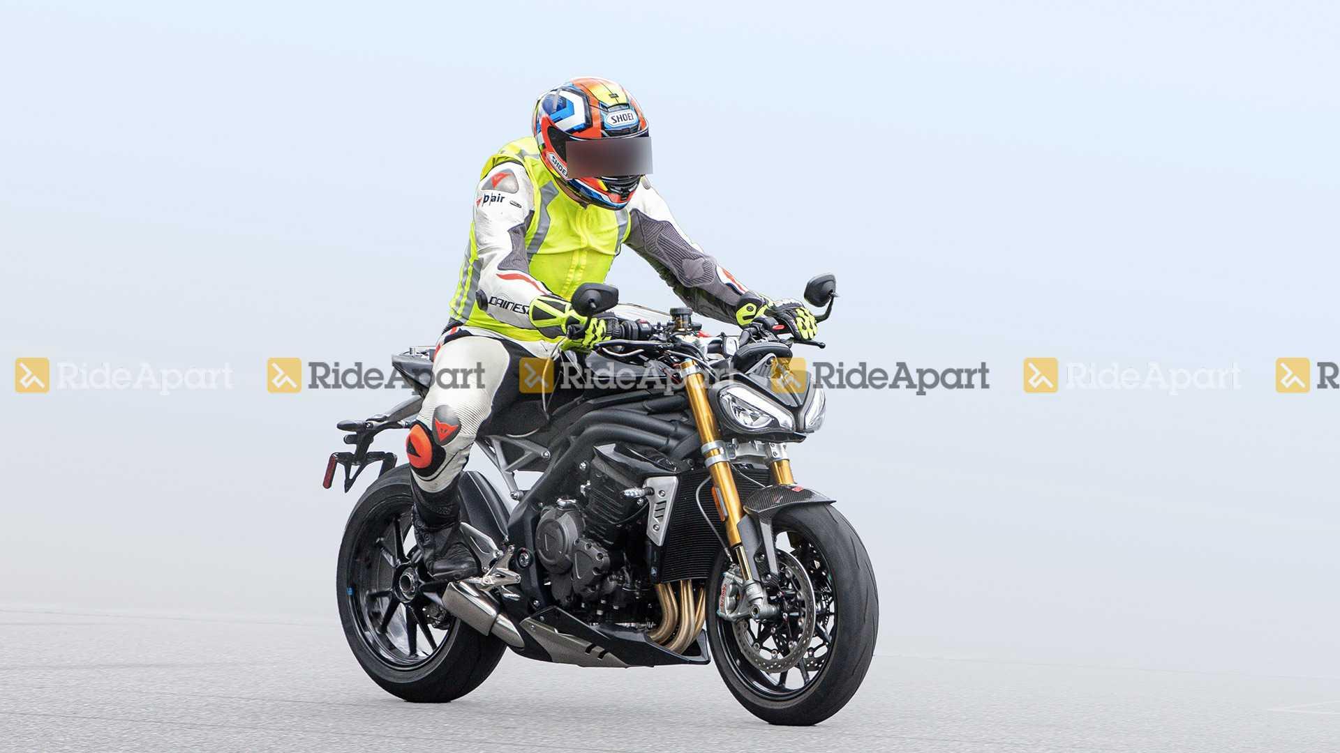 In arrivo la nuova Triumph Speed Triple 1160 - Motociclismo