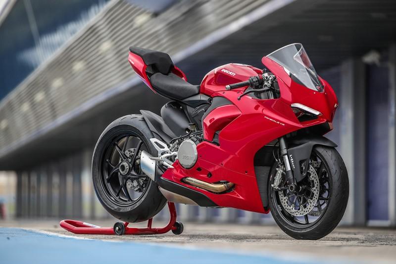 Upcoming BS6 Ducatis