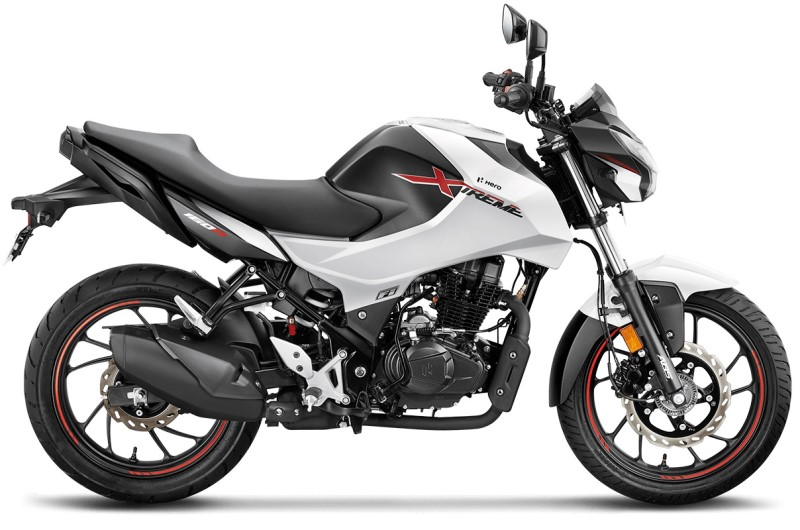 Latest bike launches
