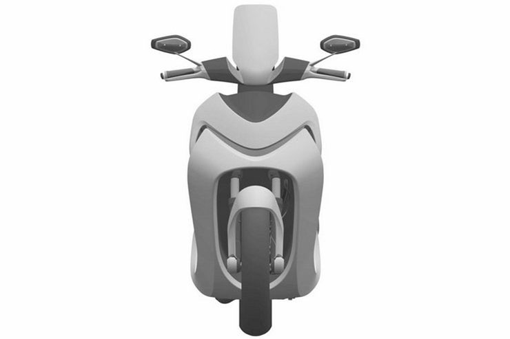 upcoming honda scooter