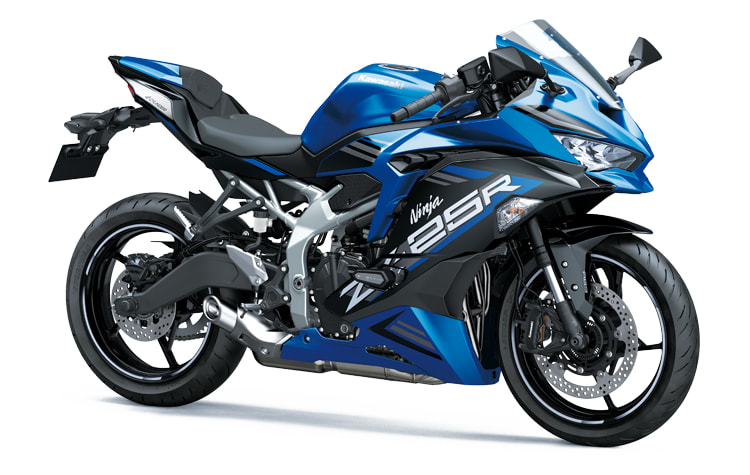 ZX25R variant differences