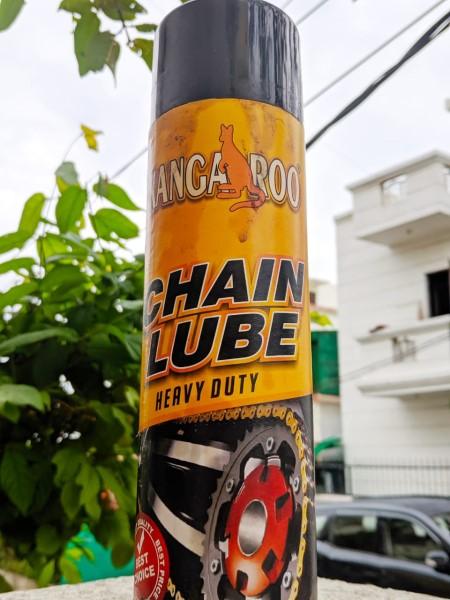 kangaroo chain lube review