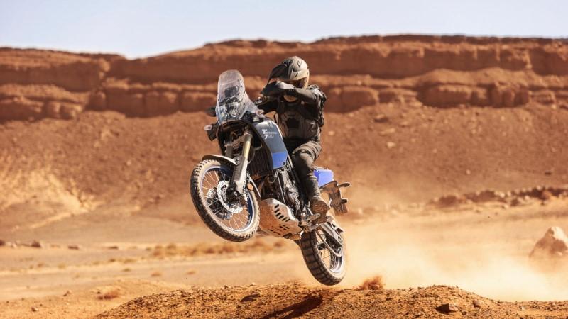 Yamaha Tenere 300 launch