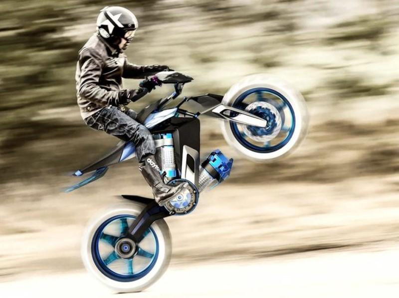 Yamaha water bike