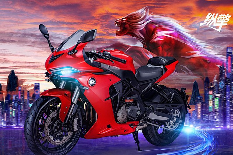 upcoming benelli 600rr