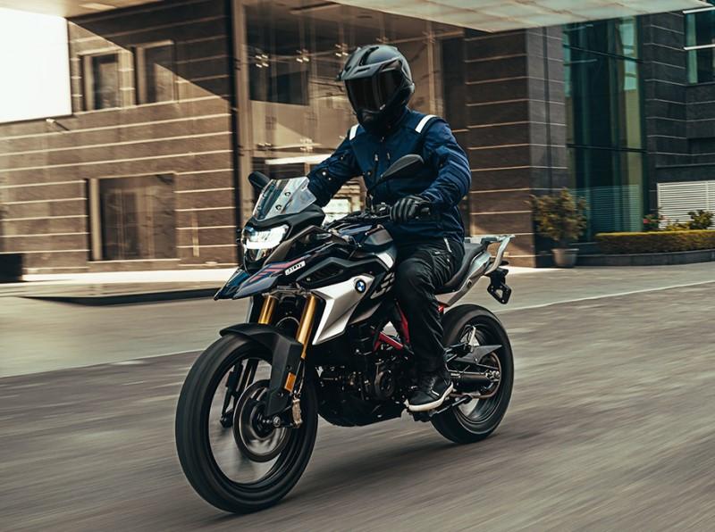 BMW Motorrad sales in 2020