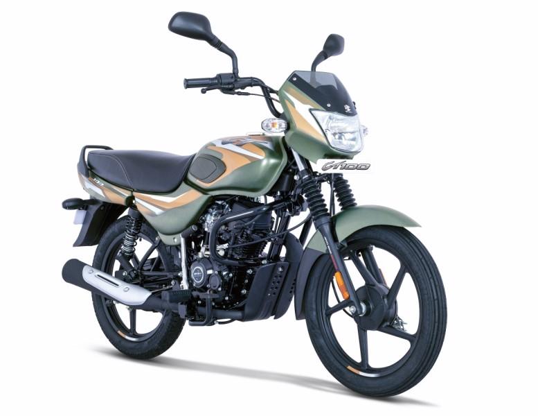 100-125cc Motorcycle Sales