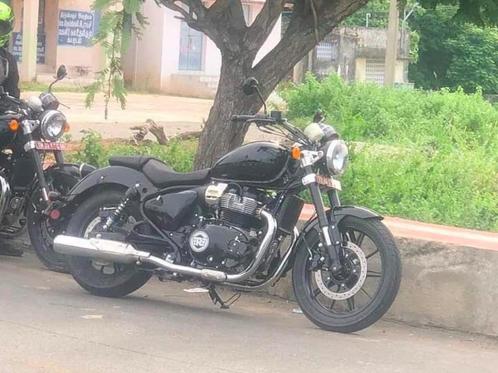 royal enfield deliveries