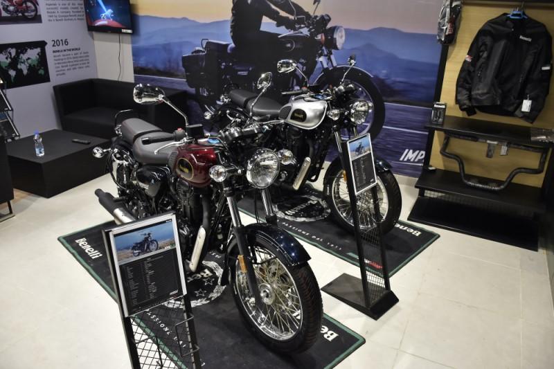Benelli Lucknow dealership