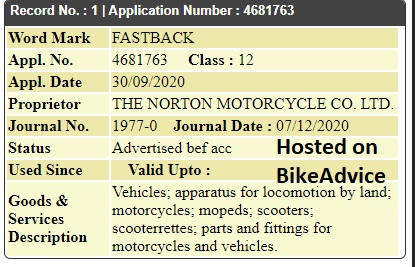 norton upcoming motorcycles