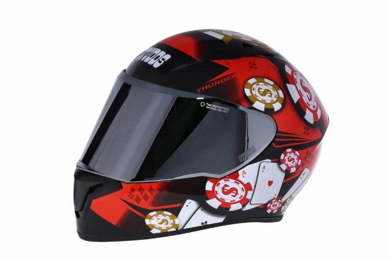 Studds Thunder D6 helmet price
