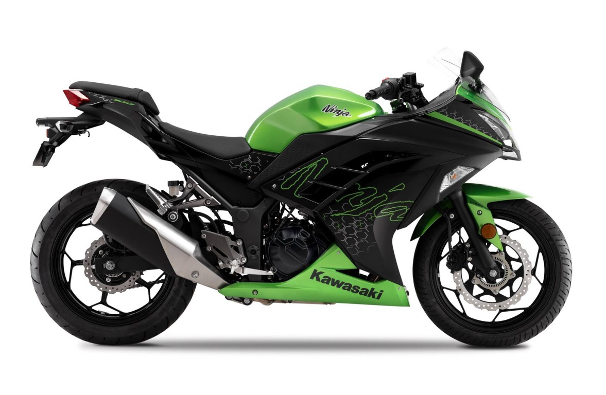 ninja 300 bs6 colors