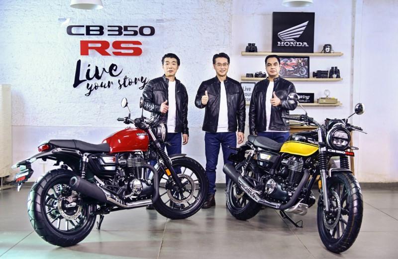 Honda CB350RS Price